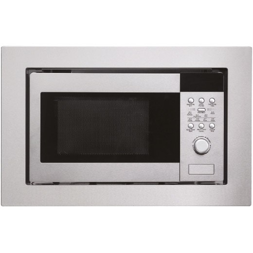 Prima Built-in Stainless Steel Framed Microwave