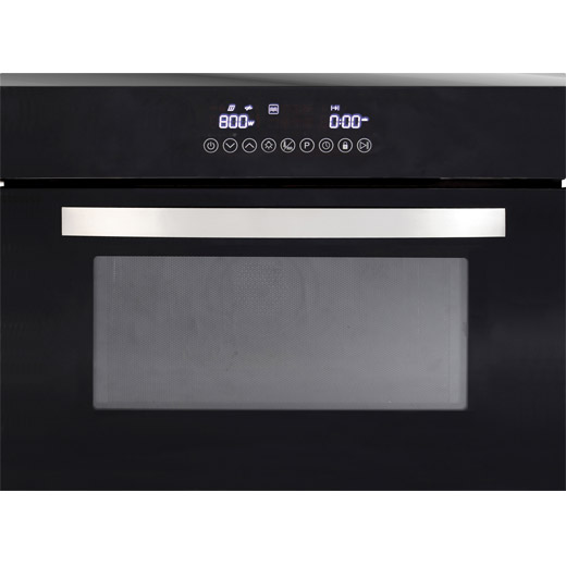 Prima+ Built-in Compact Combination Microwave, Grill & Fan Oven